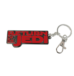 Star Wars porte-clés métal Return Of The Jedi Logo 7 cm