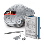 Star Wars Episode VII set papeterie Premium Millennium Falcon