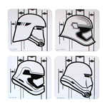 Star Wars Episode VII sous-verres EE Exclusive (4)