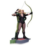 DC Comics statuette Green Arrow & Black Canary 30 cm