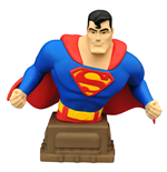 Superman l'Ange de Metropolis buste Superman 15 cm