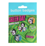 Accessoire Green Day 214475