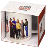 Tasse The Big Bang Theory - Group Portrait
