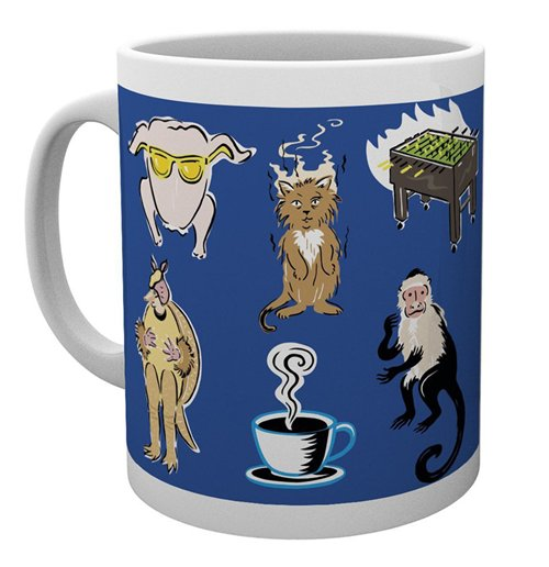 Tasse Friends - Symboles