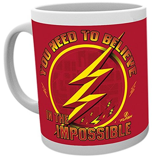 Tasse Dc Comics - Flash - Believe