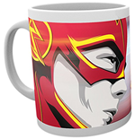Tasse Dc Comics - Flash - Lightning Strikes 2