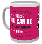 Tasse Dc Comics - Harley Quinn - Be Yourself