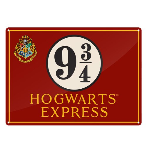 Plaquette Harry Potter  214801