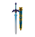 Legend of Zelda Skyward Sword réplique plastique épée Link´s Master Sword 66 cm