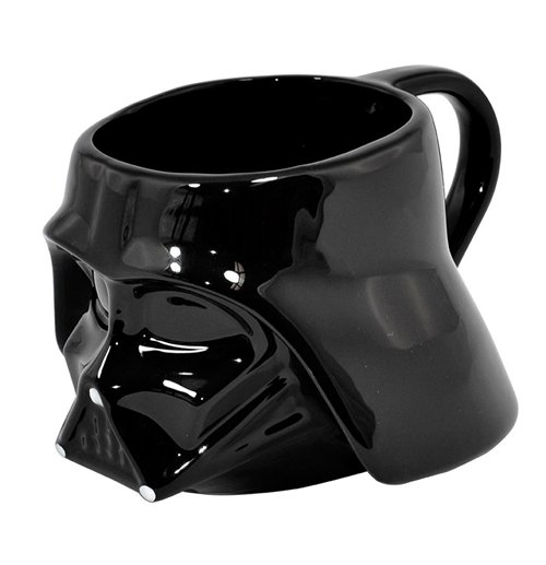 Star Wars mug céramique 3D Darth Vader