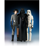 Star Wars pack 3 figurines Jumbo Kenner Villain Set 30 cm