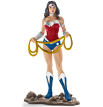 Justice League figurine Wonder Woman 10 cm