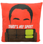Coussin Big Bang Theory 214980