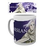 Heroic Legend of Arslan mug Arslan