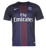 Maillot de Football Paris Saint-Germain Nike Home 2016-2017 (Enfants)