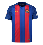 Maillot de Football FC Barcelone Nike Home 2016-2017 (Enfants)