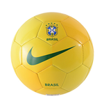 Ballon de Foot Brésil Football 2016-2017 (Jaune)