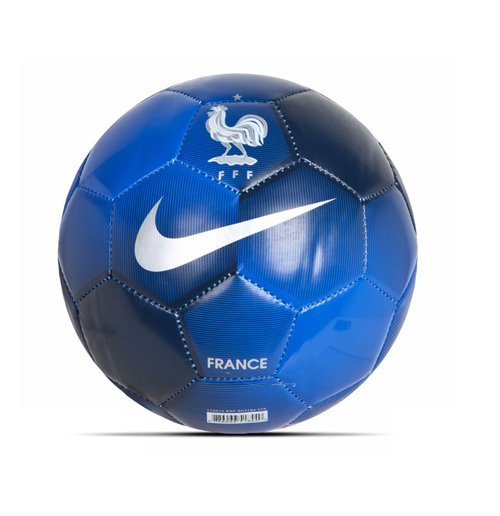 Ballon De Football France Nike Skills 2016 2017 Bleu Marine