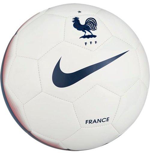 Ballon De Football France Nike Supporters 2016 2017 Blanc