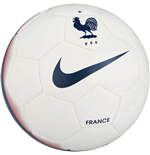 Ballon de Foot France Football 2016-2017 (Blanc)