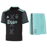 Tenue de Football Ajax Amsterdam Adidas Away Mini Kit 2016-2017