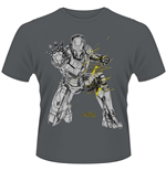 T-shirt The Avengers: Age Of Ultron - Iron Man Splash