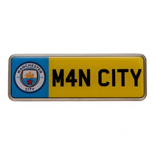 Badge Manchester City FC 218374