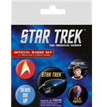 Badge Star Trek  218512