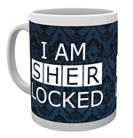 Tasse Sherlock - I Am Sher Locked