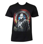 T-shirt Captain America: Civil War Marvel Mercenary Cross Bones