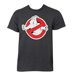 T-shirt Ghostbusters  - Classic Logo