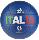 Ballon de Foot Italie Football (bleue)