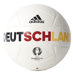 Ballon de Foot Allemagne Football (Blanc)