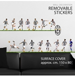 Sticker mural Juventus 218882