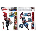 Sticker mural Captain America  218906