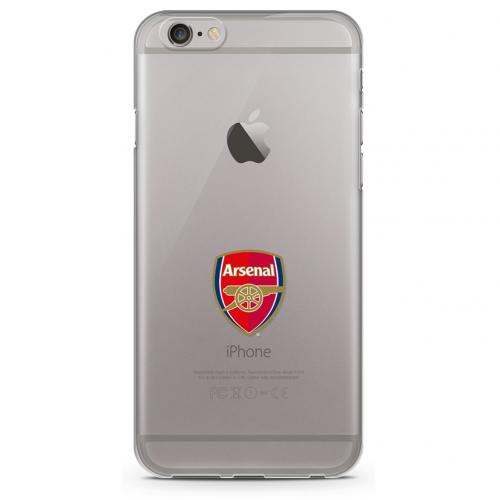 Coque TPU iPhone 6/6S Arsenal FC