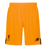 Short Gardien de But Liverpool FC Away 2016-2017 (Orange) - Enfants