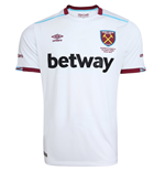 Maillot de Football West Ham United FC Away 2016-2017