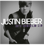 Vinyle Justin Bieber - My World 2.0