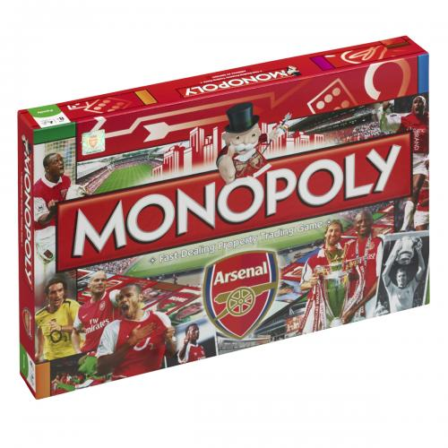 Monopoly Edition Arsenal FC