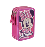 Trousse Triple Remplissage Minnie Mouse