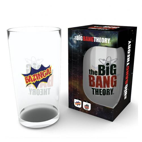 Verre The Big Bang Theory