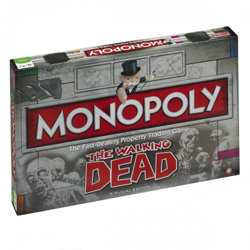 Monopoly Edition The Walking Dead