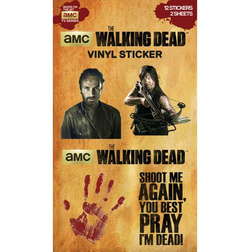 Autocollant The Walking Dead 220462