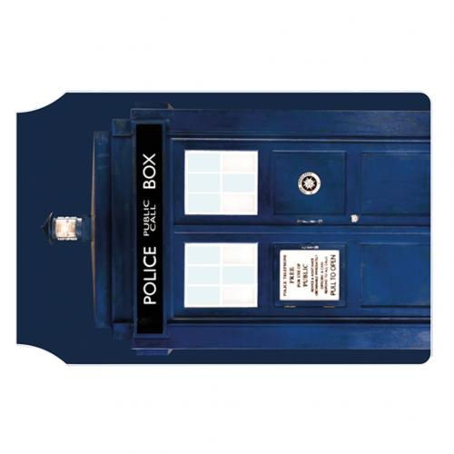 Porte-cartes Doctor Who