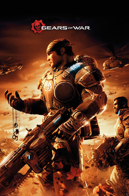 Poster Gears of War 220490
