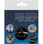 Badge Pink Floyd 220615