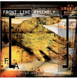Vinyle Front Line Assembly - Rewind (Yellow W Black Splatter Vinyl)