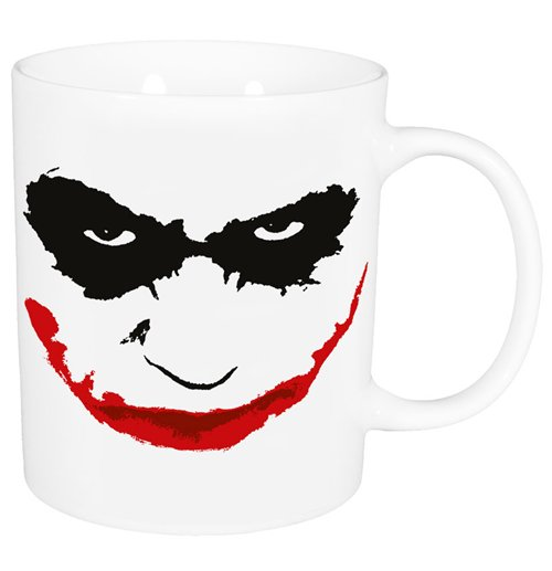 Batman mug porcelaine Joker Face