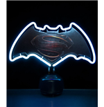 Batman v Superman lampe neon logo 24 x 30 cm
